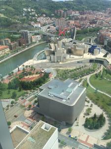 Vista aerea X Congreso de la Sociedad Española de Odontología Infantil Integrada