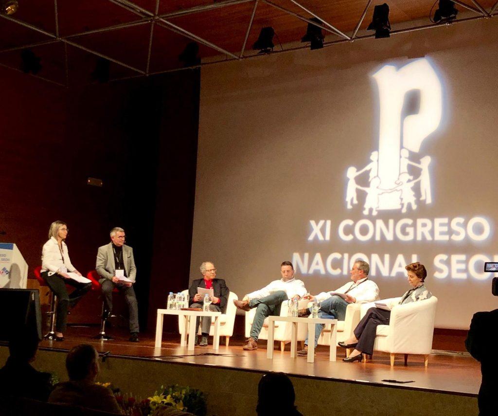 XI Congreso Nacional de la Sociedad Española de Odontología Infantil Integrada - Mesa redonda ANÄLISIS DE LA INFANCIA del Siglo XXI